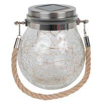 LIGHT RND CRACKLE SLR GLS JAR