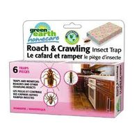 INSECT TRP ROACH HOMECARE 6/PK