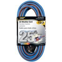 Powerzone ORC530825 SJEOW All Weather Extension Cord