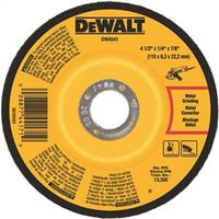 Dewalt DW4541 Type 27 Depressed Center Grinding Wheel