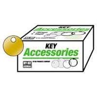 Hy-Ko KB147 Small Round Key Tag