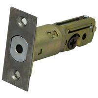LATCH MORTISE-IN 2-3/8IN BCKST