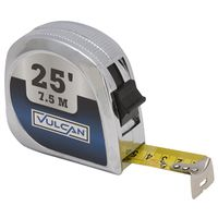 RULE TAPE 25FTX1IN SAE/METRIC