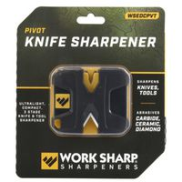 SHARPENER PIVOT KNIFE BLACK