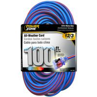 Powerzone ORC530835 SJEOW All Weather Extension Cord
