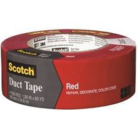 Scotch 1060-RED-A Colored Duct Tape