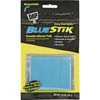 DAP Bluestik Reusable Ready-to-Use Adhesive Putty