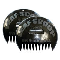 LEAF/LAWN SCOOP POLY PAIR