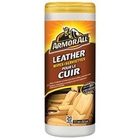 WIPES LEATHER ARMOR ALL 20CT