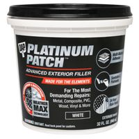 FILLER EXTERIOR WHITE 32OZ