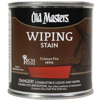 Old Masters 14916 Oil Based Wiping Stain