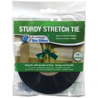 Outdoor Seasons T-006A Stretch Tie Tape 150 ft L x 1 in W
