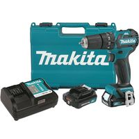 HAMMER DRILL 12V 3/8IN BL KIT