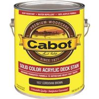 Cabot 1837 Exterior Acrylic Latex Stain