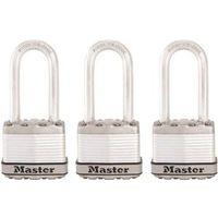 Master Lock M1XTRILH Laminated Padlock