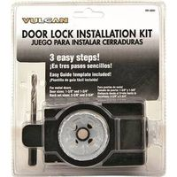 Vulcan 300691OR Installation Kit