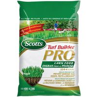 Turf Builder Pro 01296 Lawn Food