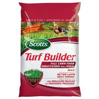Turf Builder Pro 00809 Fall Lawn Food