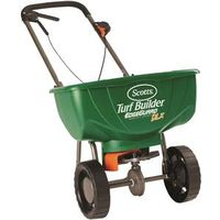Turf Builder EdgeGuard 75243 Deluxe Broadcast Spreader