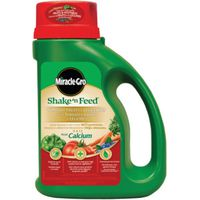 Miracle-Gro Shake 'n Feed 110050 Continuous Release Plant Food