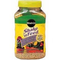 Miracle-Gro Shake 'n Feed 110567 Slow Release Plant Food