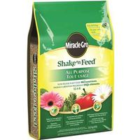 Miracle-Gro Shake 'n Feed 120819 Continuous Release Plant Food