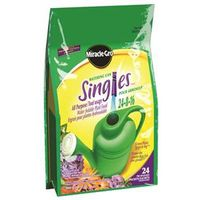 Miracle-Gro Watering Can Singles 103803 Water Soluble Plant Food