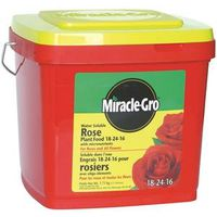 Miracle-Gro 110025 Water Soluble Rose Plant Food