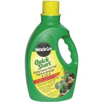 Miracle-Gro Quick Start 110556 Plant Food