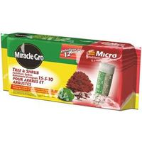 Miracle-Gro 110273 Tree and Shrub Fertilizer Spike