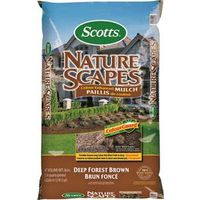 Nature Scapes 88656750 Deep Forest Color Enhanced Mulch
