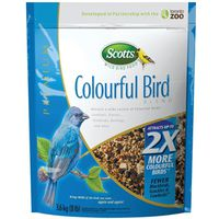 Scotts Bird Smart 2022606 Colorful Bird Blend
