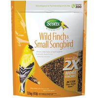 Scotts 2022613 Wild Finch and Small Songbird Blend