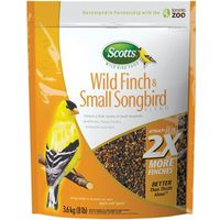 Scotts 1022615 Wild Finch and Small Songbird Blend
