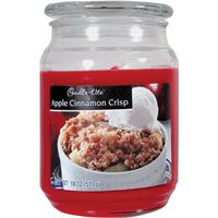 18OZ JAR CANDLE APPLE CINN CRI