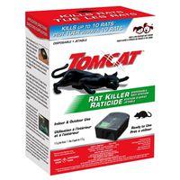 BAIT STATION RAT DISPOSBLE 1PK