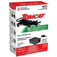 BAIT STATION RAT REFILL 15PK