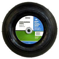 Arnold WB-466 2-Ply Ribbed Tread Wheelbarrow Wheel