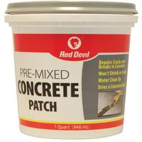 Red Devil 0644 Pre-Mixed Concrete Patch
