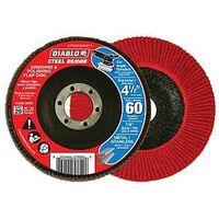 FLAP DISC 4-1/2 60G CN NO HUB