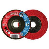 FLAP DISC 4-1/2 80G CN NO HUB