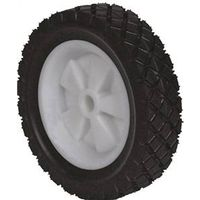 Martin Wheel 875P-OF Diamond Tread Semi-Pneumatic Mower Wheel