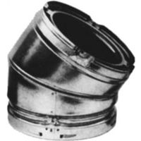 Ameri-Vent 8HS-030 3-Wall Chimney Pipe Offset