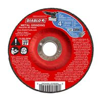 GRINDING DISC METAL DC 4 IN