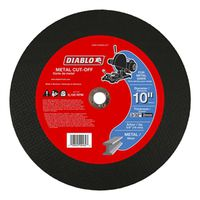 CUTOFF DISC METAL 10 IN