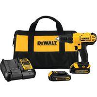 Dewalt DCD771C2 Cordless Drill/Driver Kit