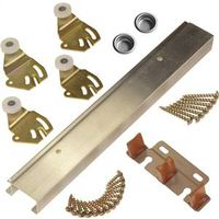 Johnson 2200 By-Pass Door Hardware Set
