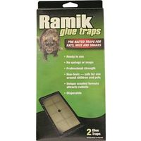 Ramik 116230 Non-Toxic Pre-Baited Ready-To-Use Glue Trap