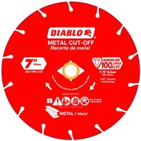 DISC METAL CUTTING DIAMOND 7IN