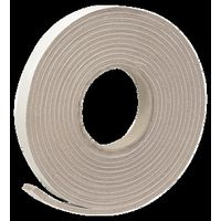 TAPE FOAM BRN 3/4X3/16INX17FT